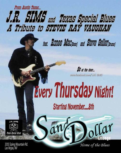 blues every thursday