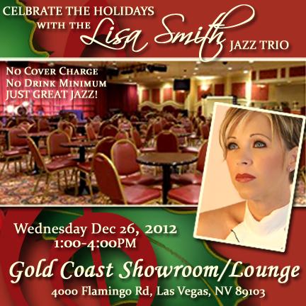 Gold Coast - Lisa Smith Jazz Trio (Dec 26, 2012) copy