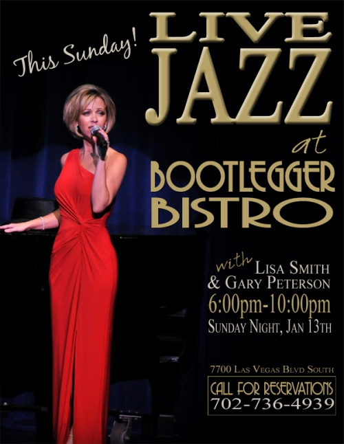 Bootlegger Bistro, Sunday, Jan 13, 2013 WEB