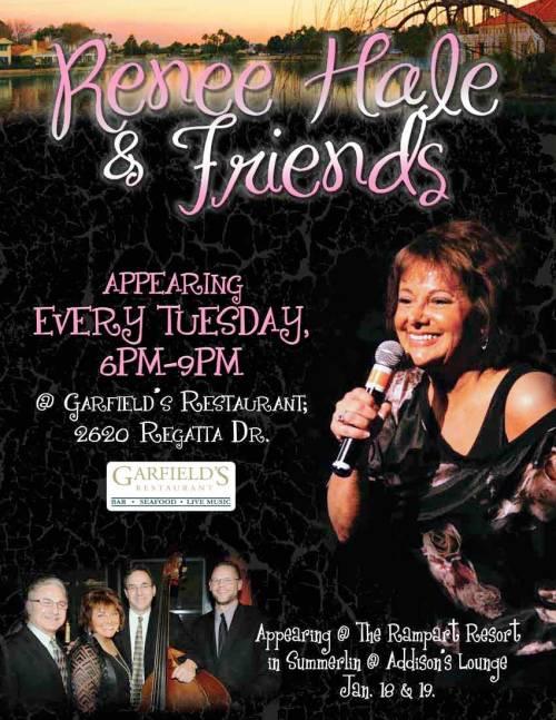 RH.friends Flyer
